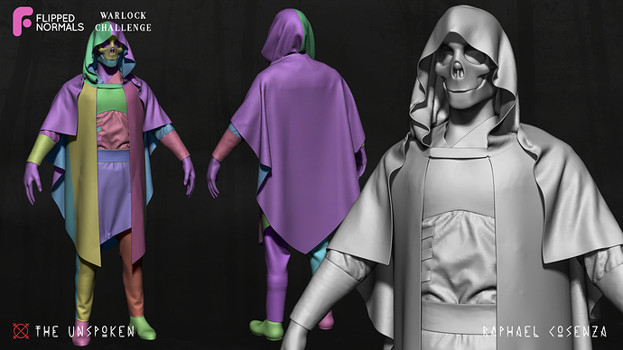warlock 04 - clothing