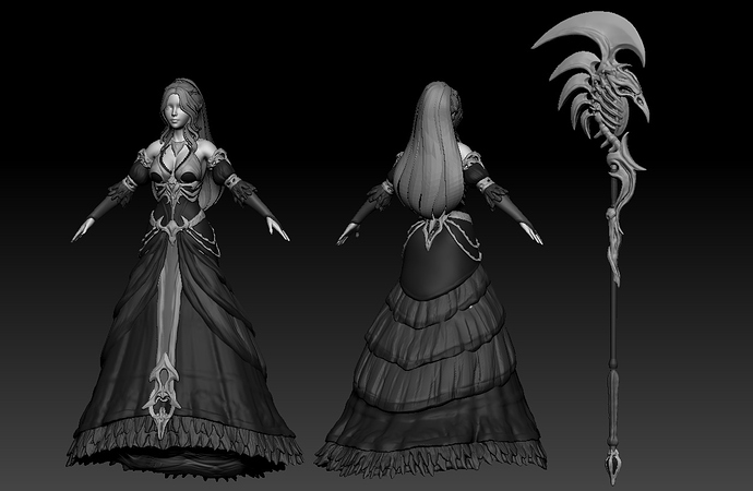 CrowMother_Wip0501