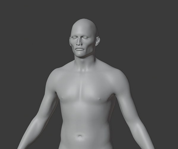 01 - Basic sculpt