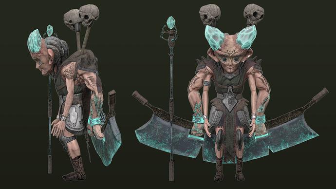 Warlock - front_side texture