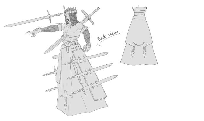 SwordWarlock_lineart