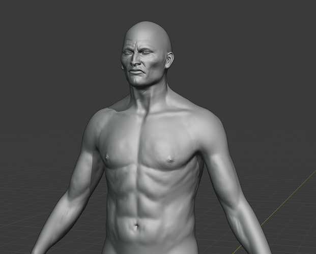 02 - Mid-freq details sculpt