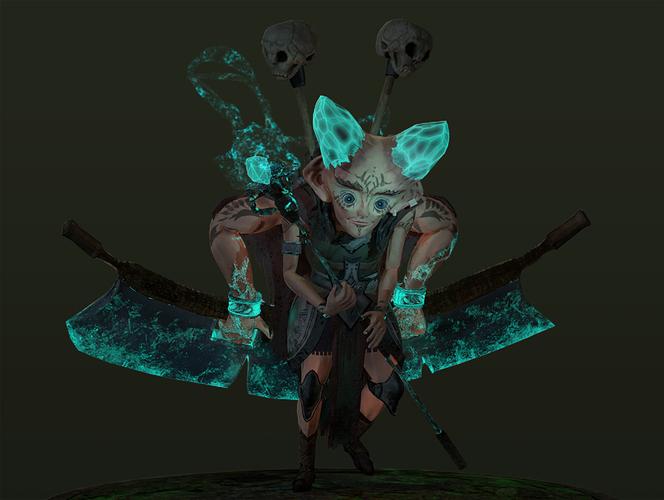 Warlock_Pose_Night