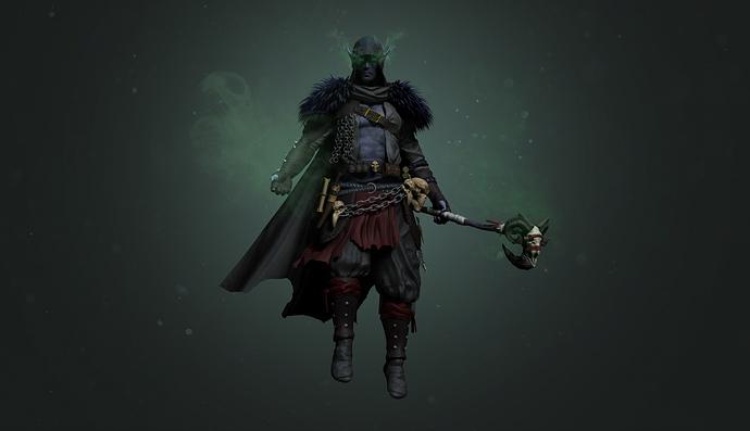 Warlock FInal Final