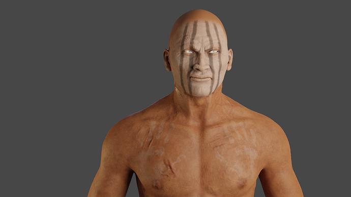 05 - First render - textures 02